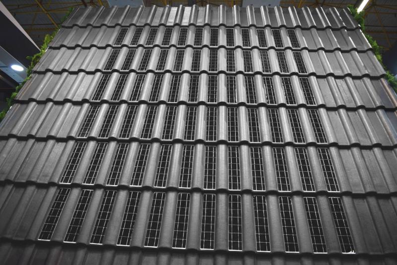 Eternit lança telha de energia solar e diz que superou amianto